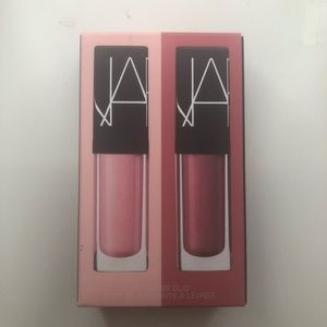 NARS mini lipgloss duo